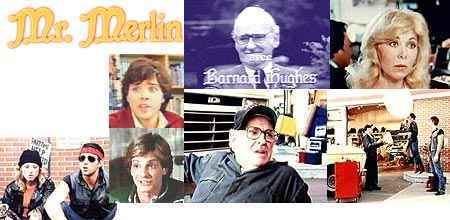 Mr. Merlin Mr Merlin Old Memories