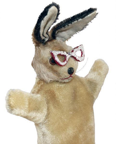 Mr. Moose Captain Kangaroo39s Beloved Mr Moose and Bunny Rabbit Up For Auction