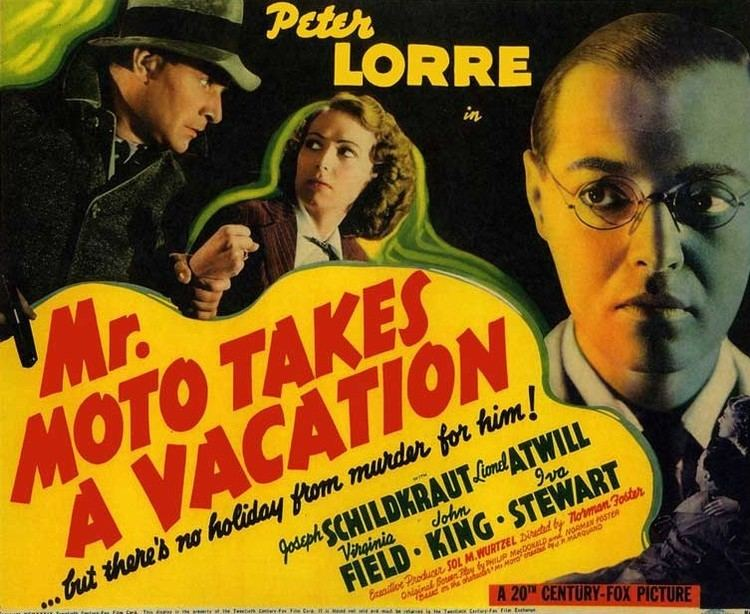 Mr. Moto Takes a Vacation Movies TV Network Mr Moto Takes A Vacation