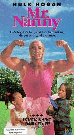 Mr. Nanny Amazoncom Mr Nanny VHS Hulk Hogan Sherman Hemsley Afa Anoai