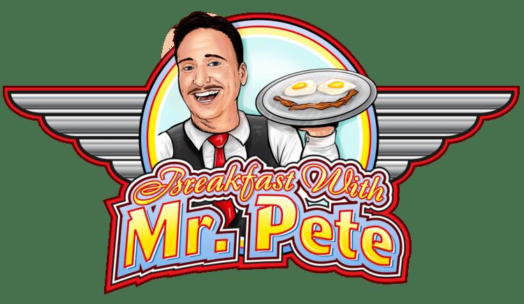 Mr. Pete Breakfast with Mr Pete Home BreakfastWithMrPete