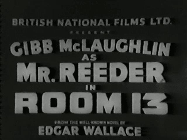 Mr. Reeder in Room 13 Zebradelic Sally Gray in Mr Reeder in Room 13