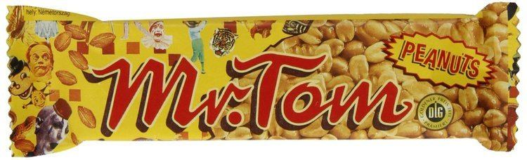 Mr. Tom Mr Tom Peanuts