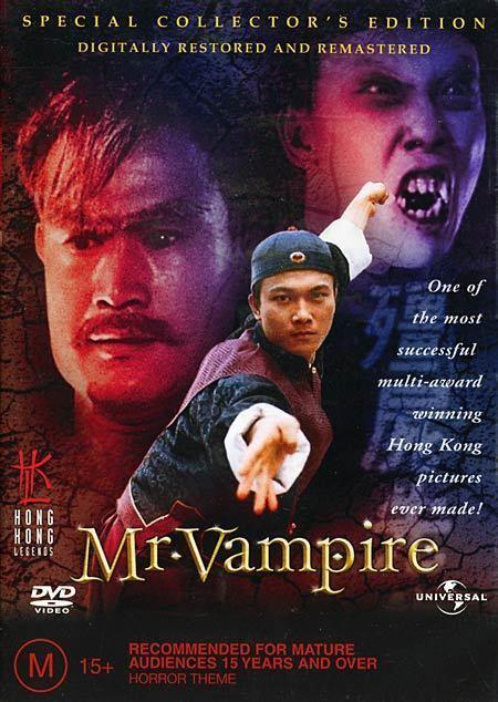 Mr. Vampire Mr Vampire 1985 Cinema of the World Hong Kong Pinterest