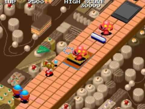 Märchen Maze Marchen Maze Japan MAME Gameplay video Snapshot Rom name mmaze