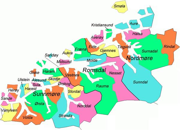 Mre og Romsdal Wikipedia