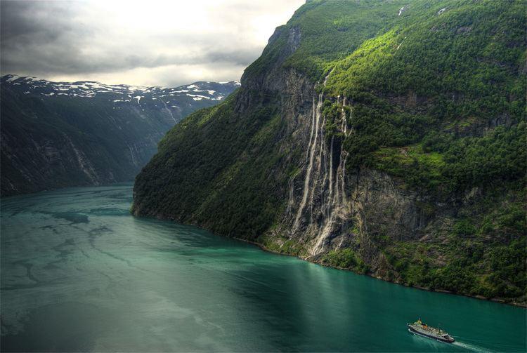 More og Romsdal Beautiful Landscapes of More og Romsdal