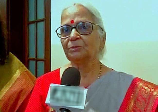 Mridula Sinha Noted writer Mridula Sinha swornin as Goa Governor India News