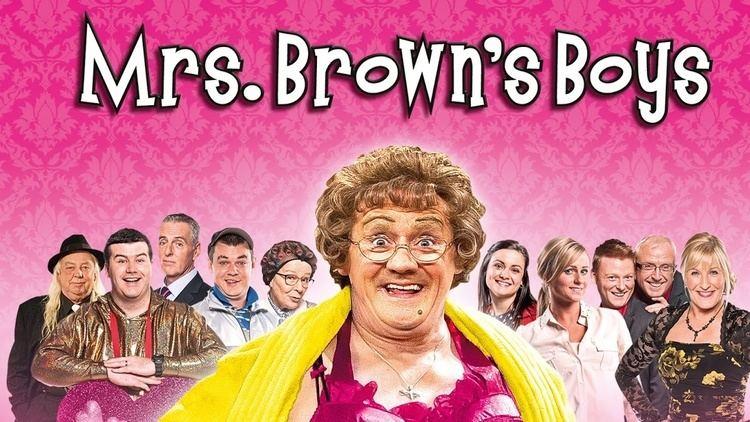 Mrs. Brown's Boys Mrs Brown39s Boys Movies amp TV on Google Play