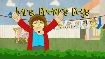 Mrs. Brown's Boys Mrs Brown39s Boys Wikipedia