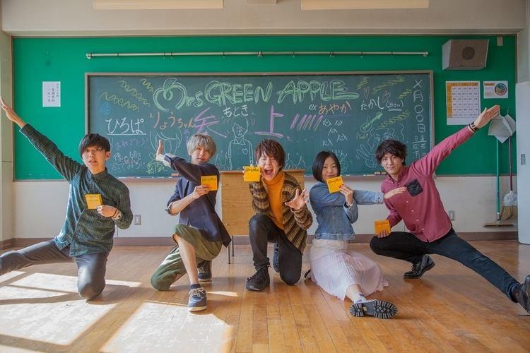 Green apple mrs.