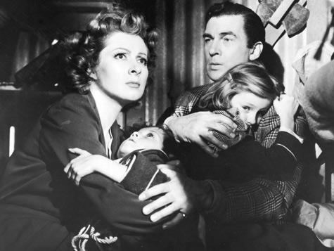 Mrs. Miniver (film) movie scenes It would be one thing if the film focused solely on the character of Mrs Miniver But Wyler wisely positioned Mrs Miniver within a much larger
