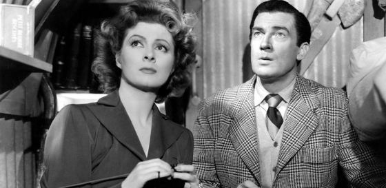 Mrs. Miniver (film) movie scenes The best scene in the film involves Mrs Miniver standing on the bank of a river spying an escaped German soldier lying in the underbrush