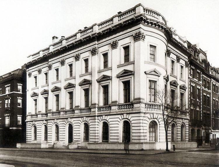 Mrs. O. H. P. Belmont House