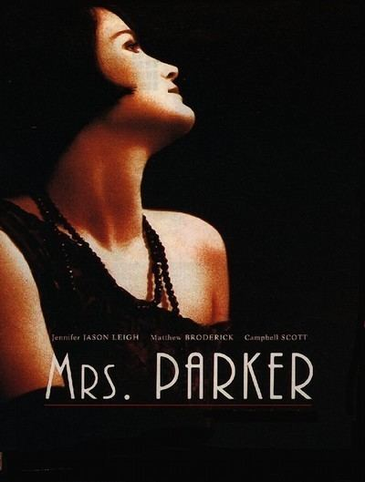 Mrs. Parker and the Vicious Circle Mrs Parker and the Vicious Circle Movie Review 1994 Roger Ebert
