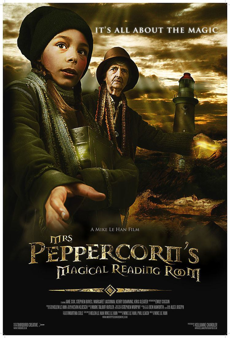 Mrs Peppercorns Magical Reading Room movie poster