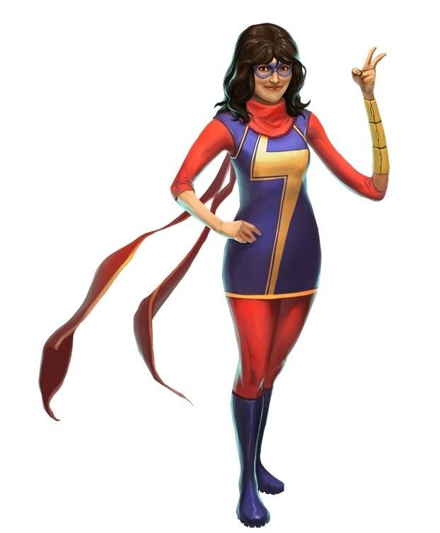 Ms. Marvel (Kamala Khan) Kamala Khan Character Comic Vine