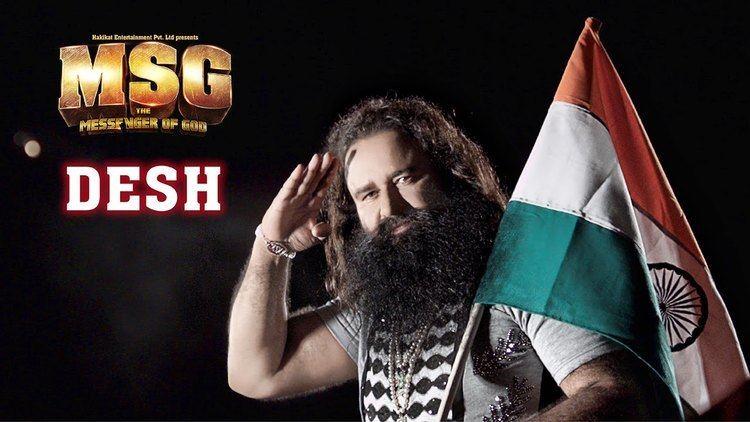 Desh Video Song MSG The Messenger YouTube