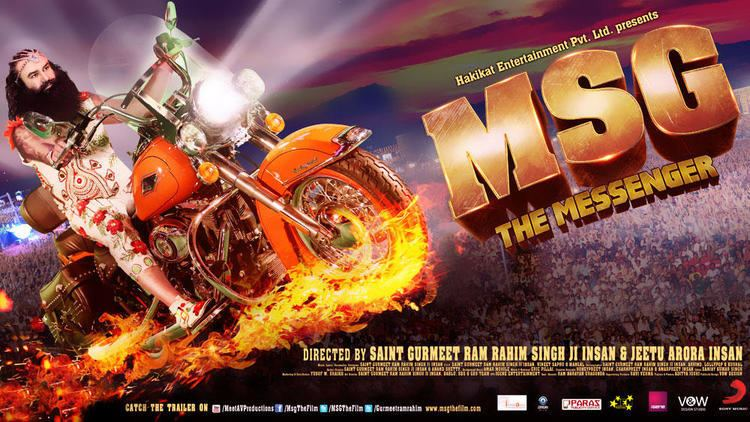 Watch MSG The Messenger Hindi Movie Online BoxTVcom