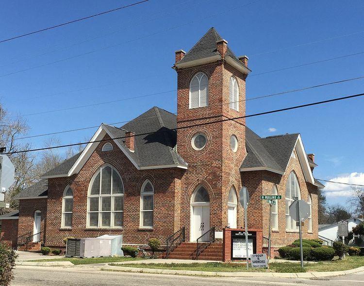 Mt. Olive Baptist Church (Mullins, South Carolina)