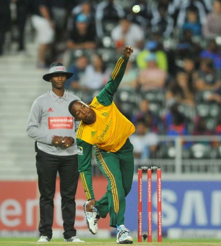 Mthokozisi Shezi Shezi turns to Langeveldt for help SACricket mag