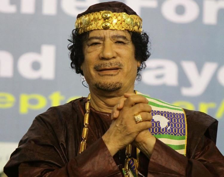Muammar Gaddafi No 8 Moammar Khadafy Photos Top 10 richest people of