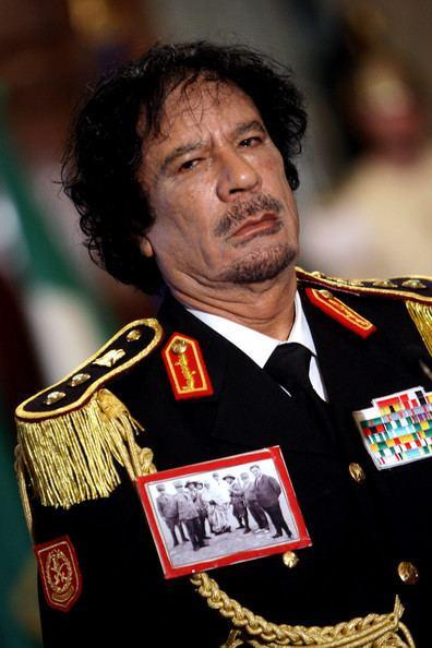 Muammar Gaddafi Muammar Gaddafi Meets With PM Berlusconi amp Italian