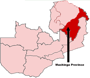 Muchinga Province Muchinga Province Ministry of Local Government and Housing