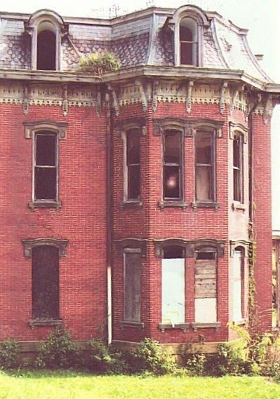 Mudhouse Mansion wwwforgottenohcomMudhousemhmghostballjpg