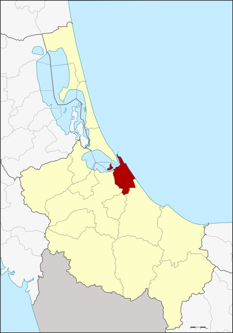 Mueang Songkhla District