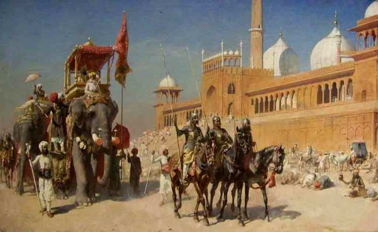 Mughal Empire The 20 Mughal Emperors of India Full List With Photos