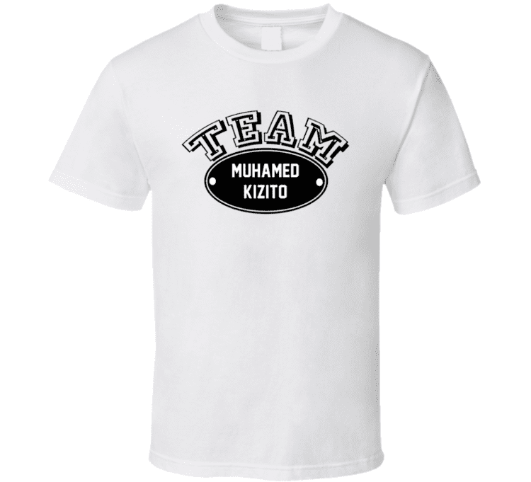 Muhamed Kizito Muhamed Kizito Boxer Sports Theme T Shirt