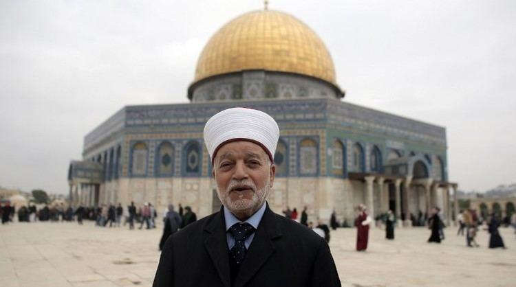 Muhammad Ahmad Hussein Israel detains grand mufti of Jerusalem in wake of Temple Mount
