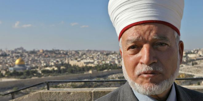 Muhammad Ahmad Hussein Grand Mufti of Jerusalem Jewish Temples Never Stood on Temple Mount