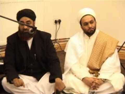 Muhammad Akmal Mufti Muhammad Akmal Qadri sahibqtv at kanz ul hudas new idara
