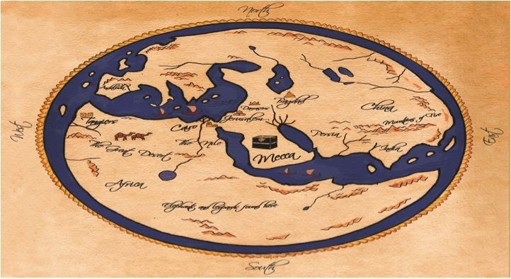 Muhammad Al-Idrisi Created The Most Accurate Map Of The World In Pre-Modern Time. Muhammad al Idrisi   Alchetron, The Free Social Encyclopedia