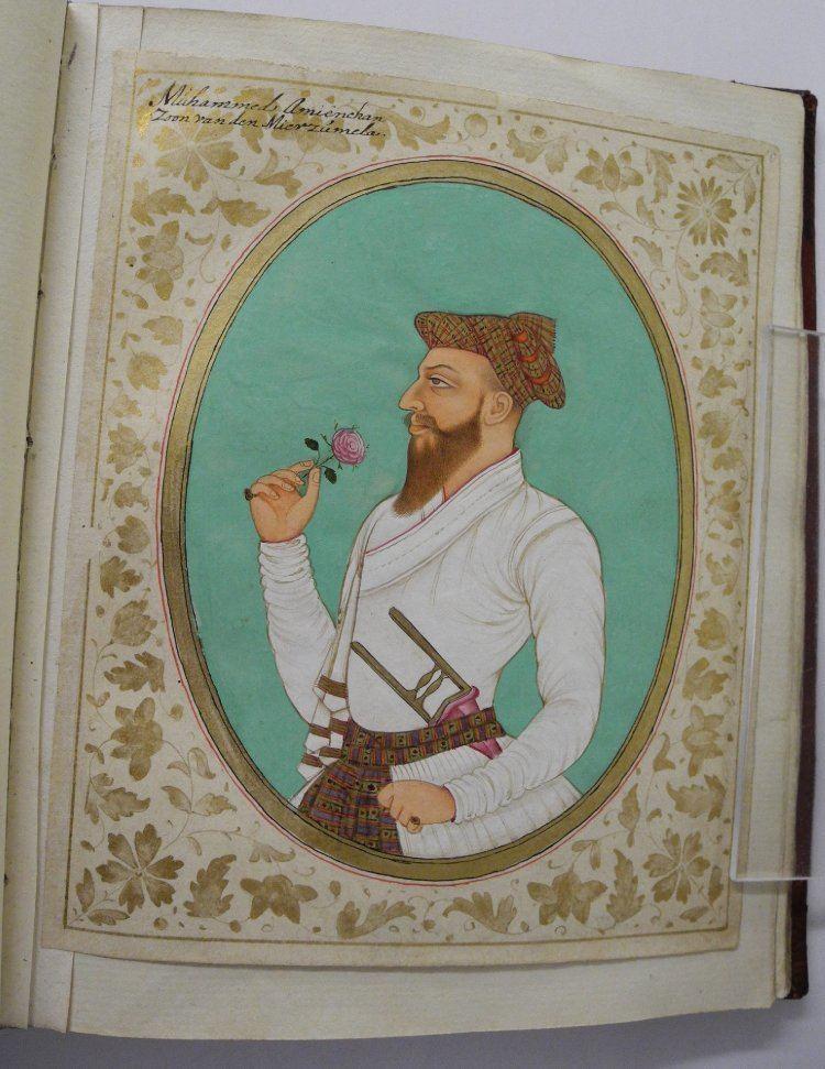 Muhammad Amin Khan Turani