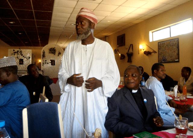 Muhammad Ashafa Muhammad Ashafa James Wuye Nigerian interfaith leaders