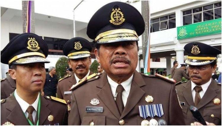 Muhammad Prasetyo Soal Kasus Gatot Jaksa Agung Saya Benar Pun Banyak yang Tak