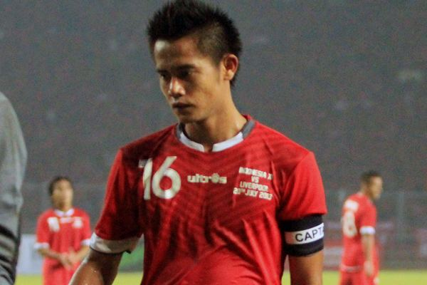 Muhammad Roby Hadapi Chelsea M Roby Kapten Indonesia All Stars