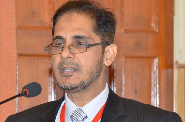 Muhammad Sharif (cosmologist) Pakistans Top Scientist Prof Dr Muhammad Sharif is honored