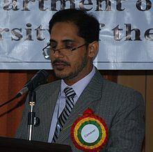 Muhammad Sharif (cosmologist) Muhammad Sharif cosmologist Wikipedia the free