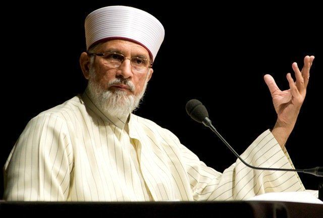 Muhammad Tahir-ul-Qadri Parliament has no right to rule more says charged Tahirul