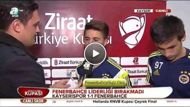 Muhammed Akarslan Muhammed Akarslan amp Sava Polat Rportaj Kayserispor 1