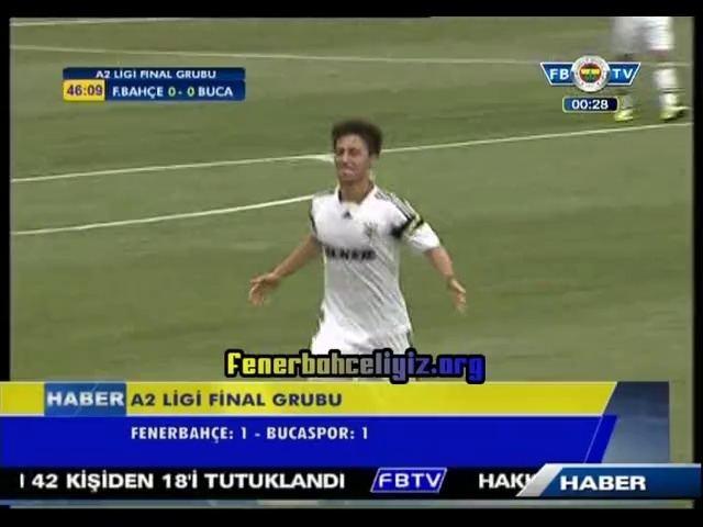 Muhammed Akarslan Muhammed Akarslan39dan harika gol Fenerbahe 11 Bucaspor