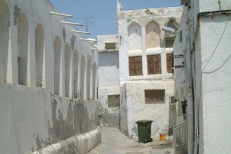 Muharraq in the past, History of Muharraq