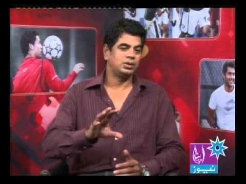 Mujahid Jamshed (Cricketer)
