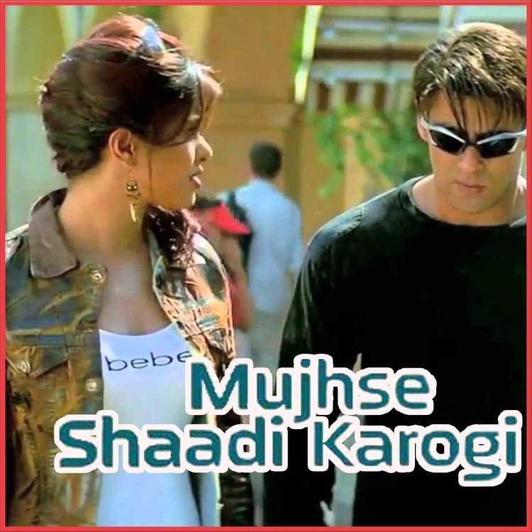 Mujhse Shaadi Karogi Mujhse Shaadi Karogi Nadiadwala Grandson Entertainment