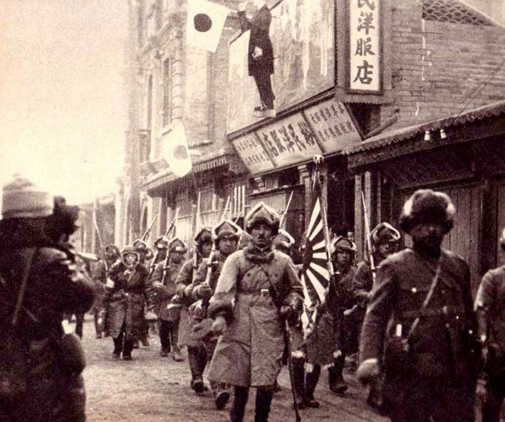 Mukden Incident Crisis and Achievement Manchurian Incident and Manchukuo