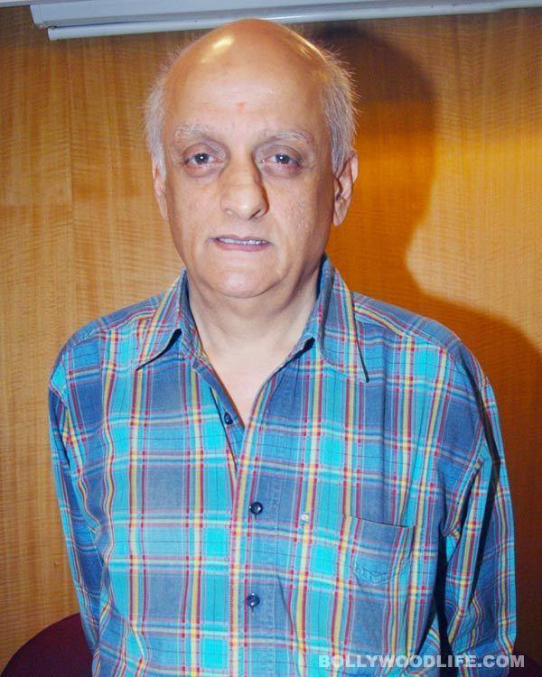 Mukesh Bhatt Mukesh Bhatt becomes new president of Film amp Television
